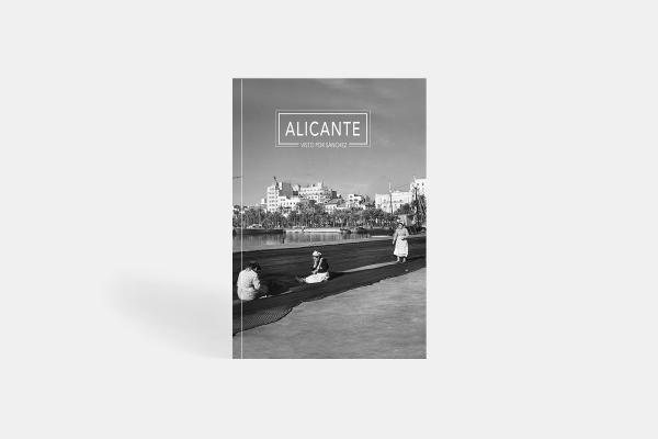 Alicante visto por Sánchez