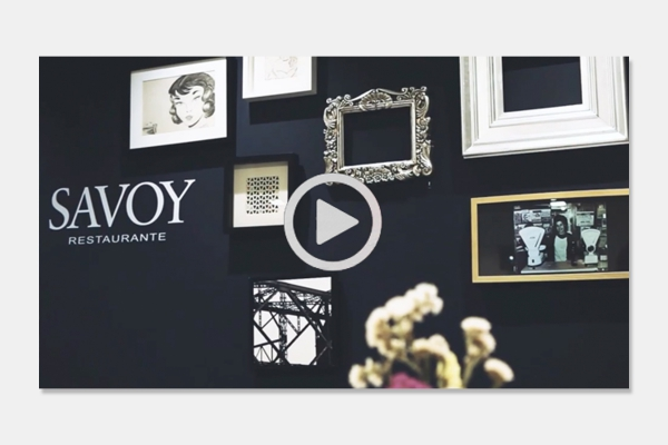 Vídeo Corporativo Hostal Savoy