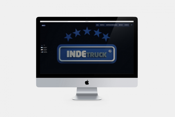 Página Web Semirremolques Indetruck