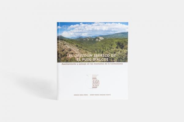 El Oppidum Ibérico de el Puig d'Alcoi