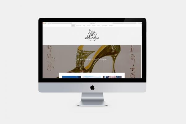 Página Web 'elSakapuntas'